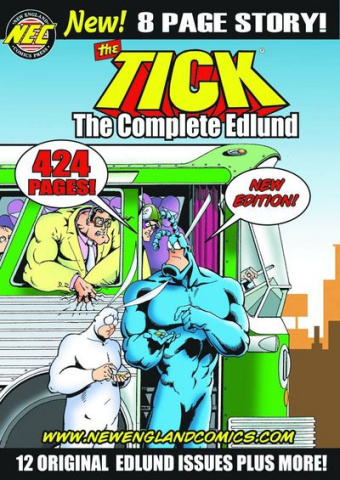 The Tick: The Complete Edlund
