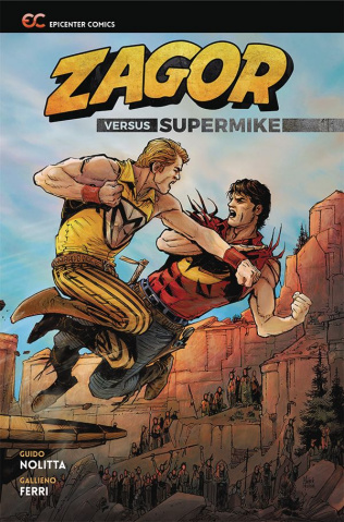Zagor vs. Supermike