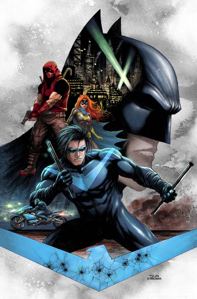 Nightwing #55 (Variant Cover)