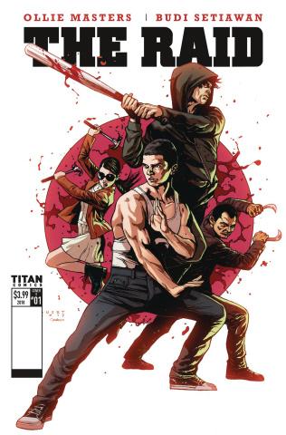 The Raid #1 (Setiawan Cover)