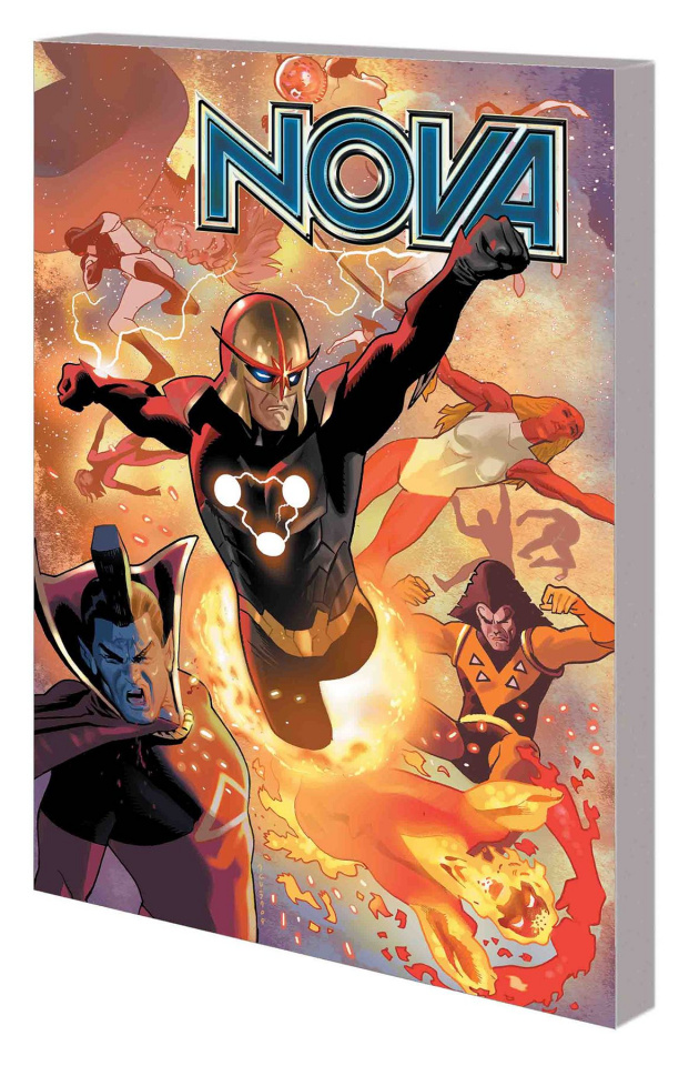 Nova by Abnett & Lanning Vol. 2 (Complete Collection)