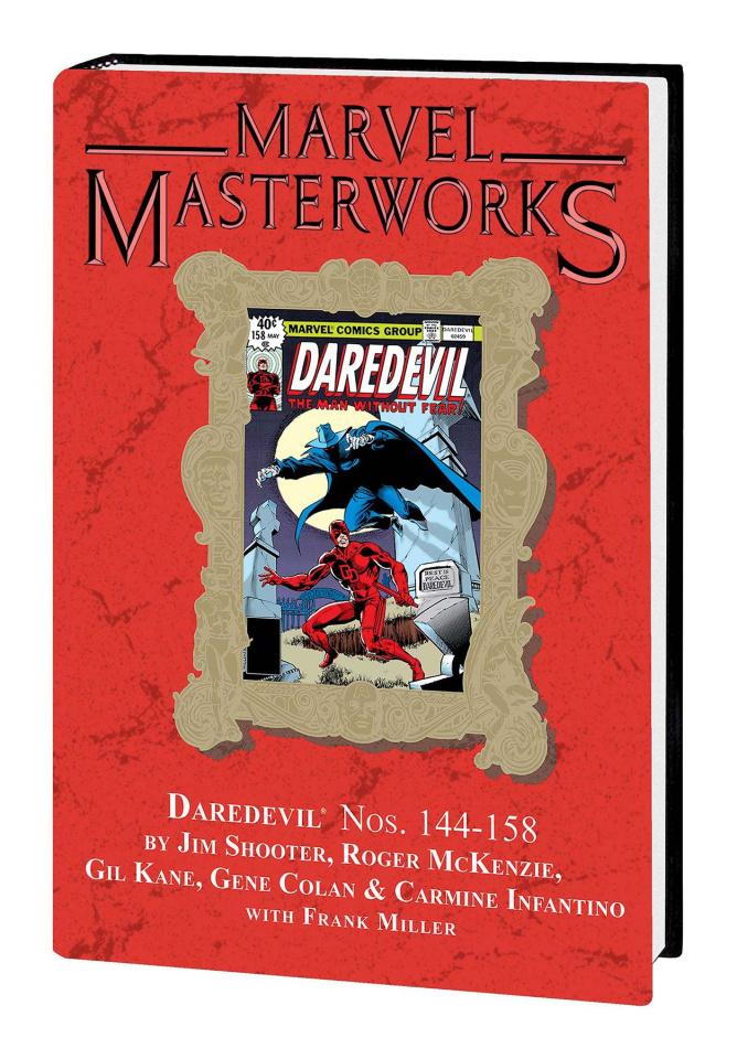 Daredevil Vol. 14 (Marvel Masterworks)