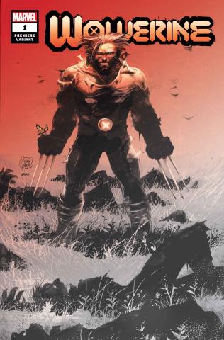 Wolverine #1 (Kubert Premiere Cover)