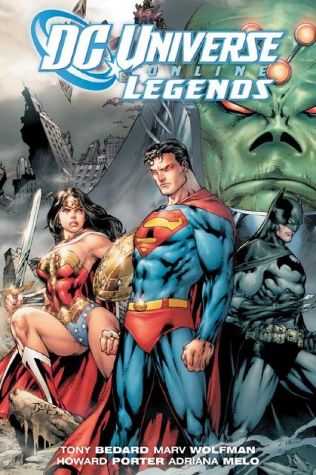 DC Universe: Online Legends Vol. 1