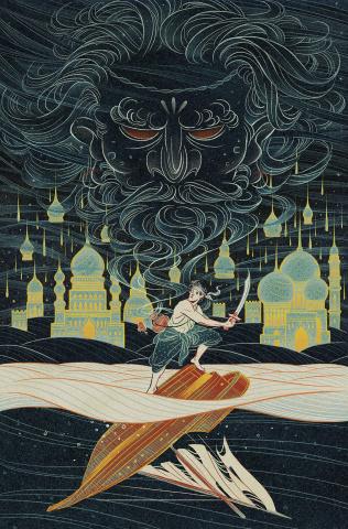 The Storyteller: Giants #4