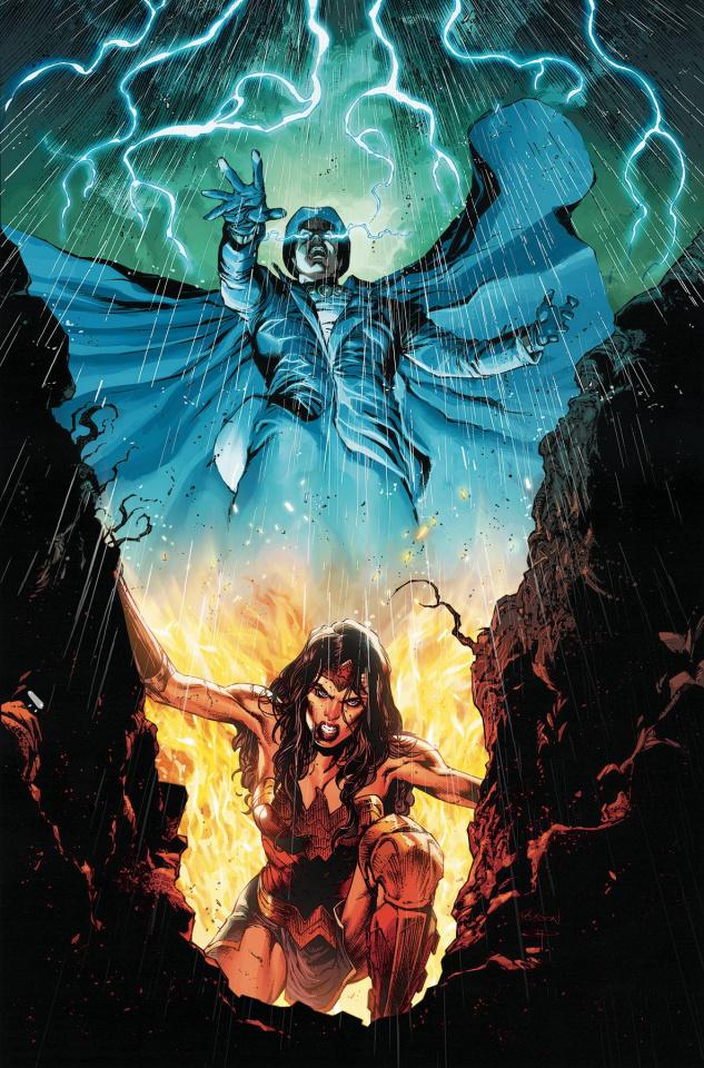 Wonder Woman #758