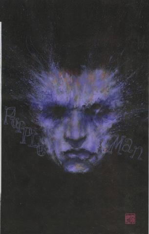 Daredevil: End of Days #6 (Mack Cover)