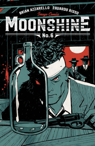 Moonshine #6 (Chiang Cover)
