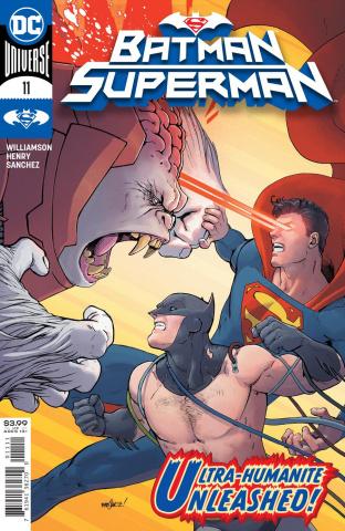 Batman / Superman #11 (David Marquez Cover)