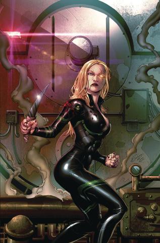 Robyn Hood: The Hunt #2 (Salazar Cover)