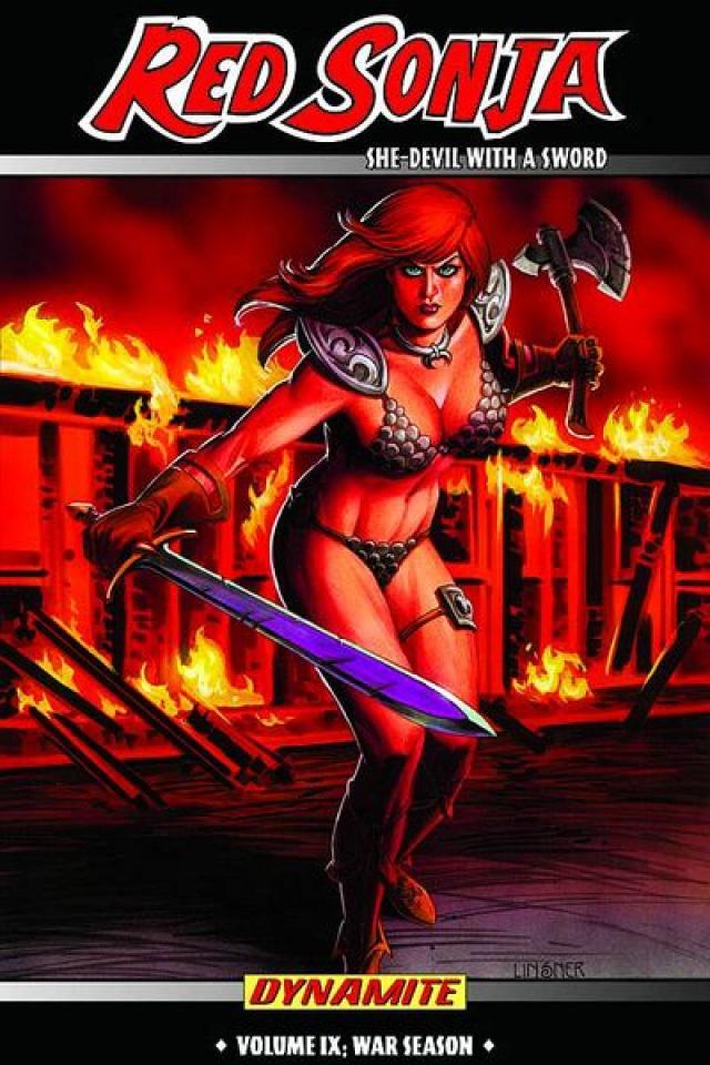 Red Sonja Vol. 9: War Season