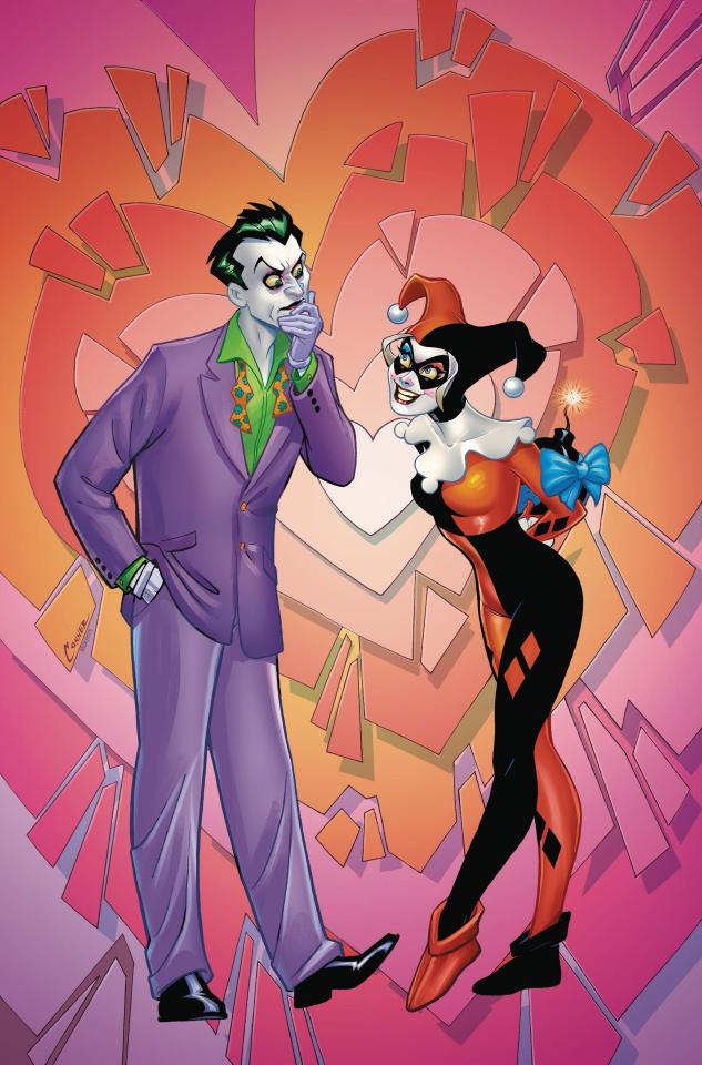 Harley Loves Joker #1