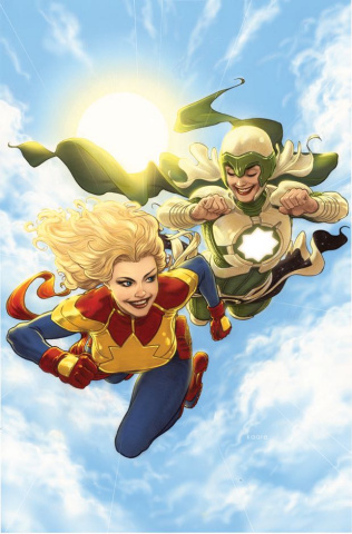 The Life of Captain Marvel #5 (Andrews Cover)