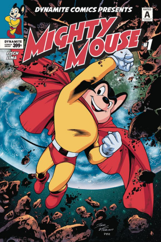 Mighty Mouse #1 (Lima Cover)