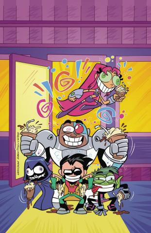 Teen Titans Go! #26
