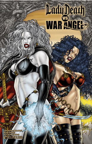 Lady Death vs. War Angel Deluxe Box Set
