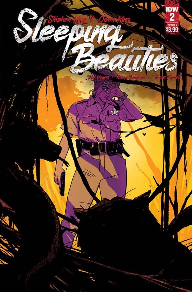 Sleeping Beauties #2 (Wu Cover)