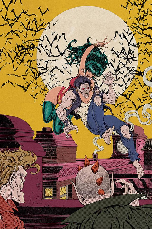Vampirella #15 (Robson Homage Virgin Cover)