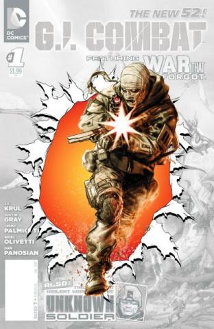 G.I. Combat #0