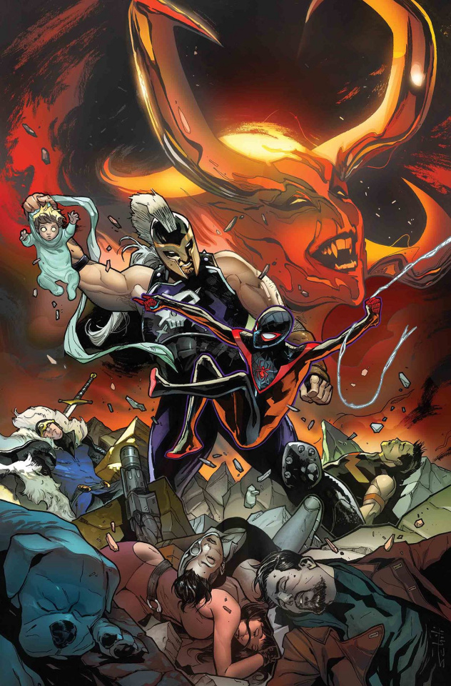 The War of the Realms: Journey Into Mystery #5