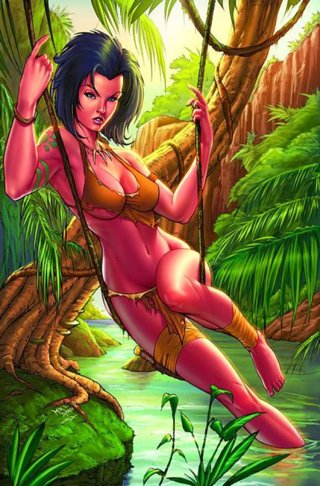 Grimm Fairy Tales: The Jungle Book #2