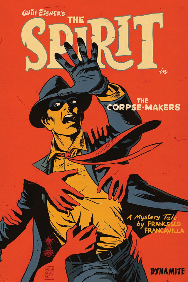The Spirit: The Corpse-Makers (Signed Edition)