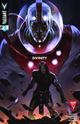 Divinity #3 (2nd Printing)