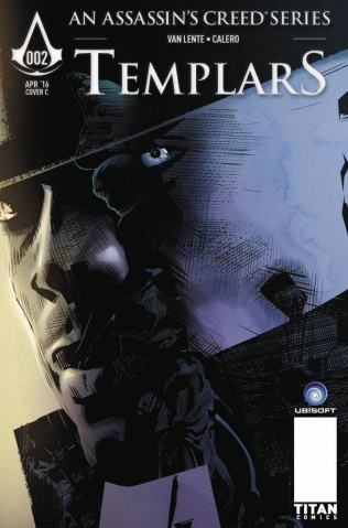 Assassin's Creed: Templars #2 (Calero Cover)