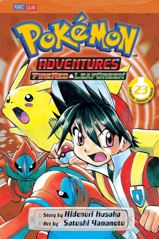 Pokémon Adventures Vol. 24: Fire Red & Leaf Green