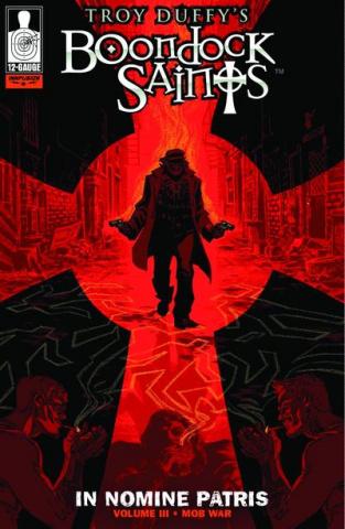 Boondock Saints: Mob War #2 (Brunner Cover)