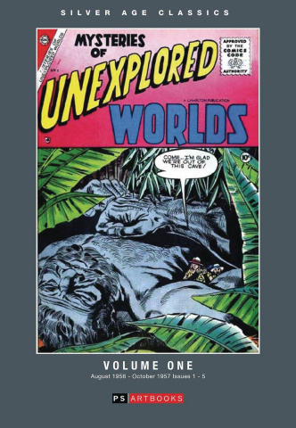 Mysteries of Unexplored Worlds Vol. 1