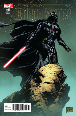 Darth Vader #25 (Quesada Cover)