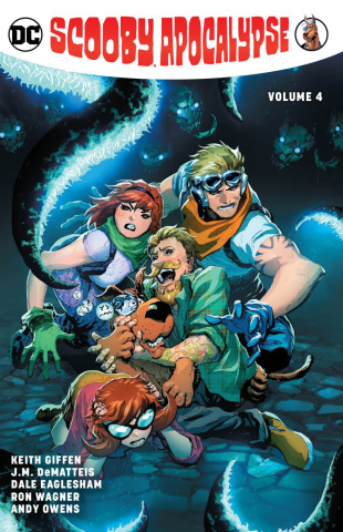 Scooby: Apocalypse Vol. 4