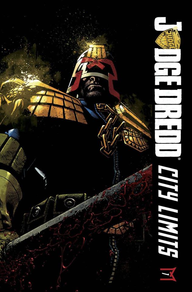 Judge Dredd: City Limits Vol. 1