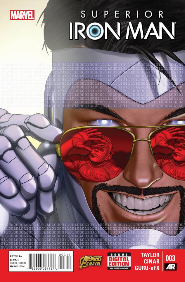 Superior Iron Man #3