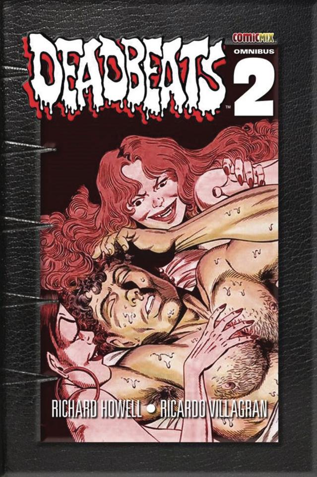 Deadbeats Vol. 2 (Omnibus)