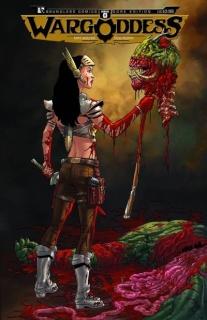 War Goddess #0 (Gore Cover)