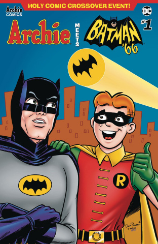Archie Meets Batman '66 #1 (Parent & Bone Cover)