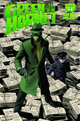 The Green Hornet #1