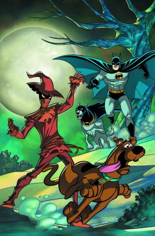 Scooby Doo Team-Up #2