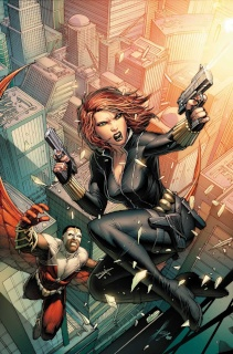 Avengers #4 (Keown Cover)