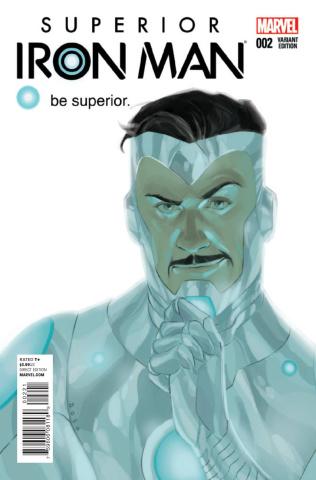 Superior Iron Man #2 (Noto Cover)