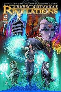 Aspen Universe: Revelations #5 (10 Copy Cover)