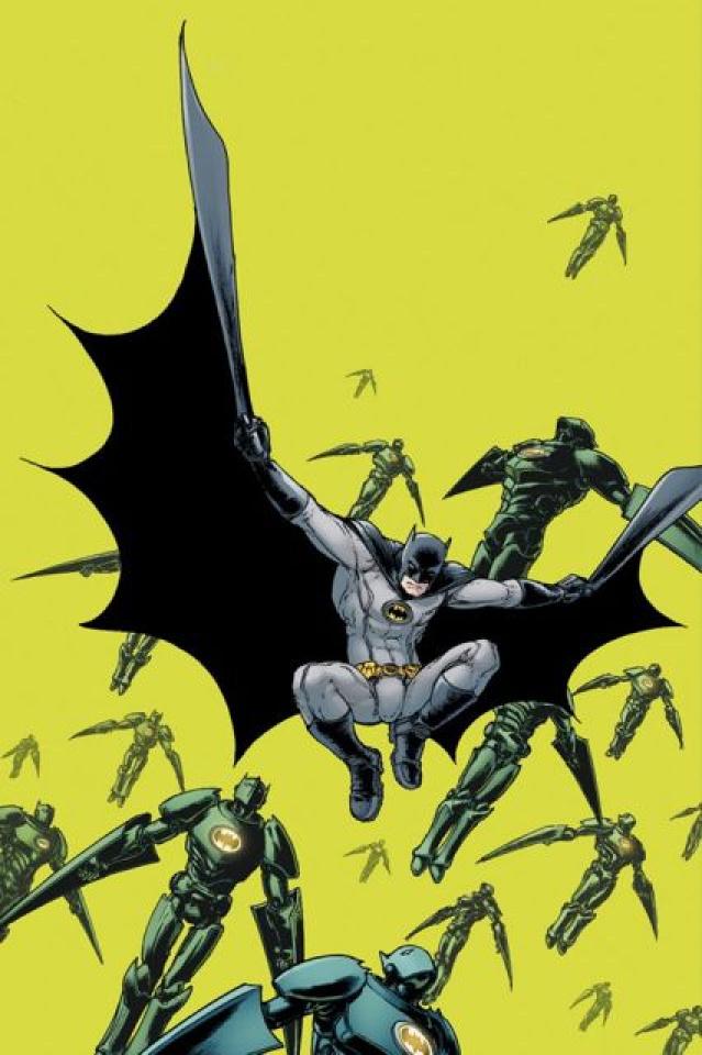 Batman Incorporated: Leviathan Strikes #1