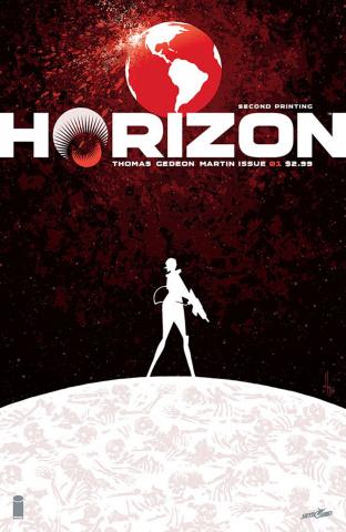 Horizon #1 (2nd Printing)