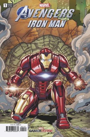 Avengers: Iron Man #1 (Ron Lim Cover)