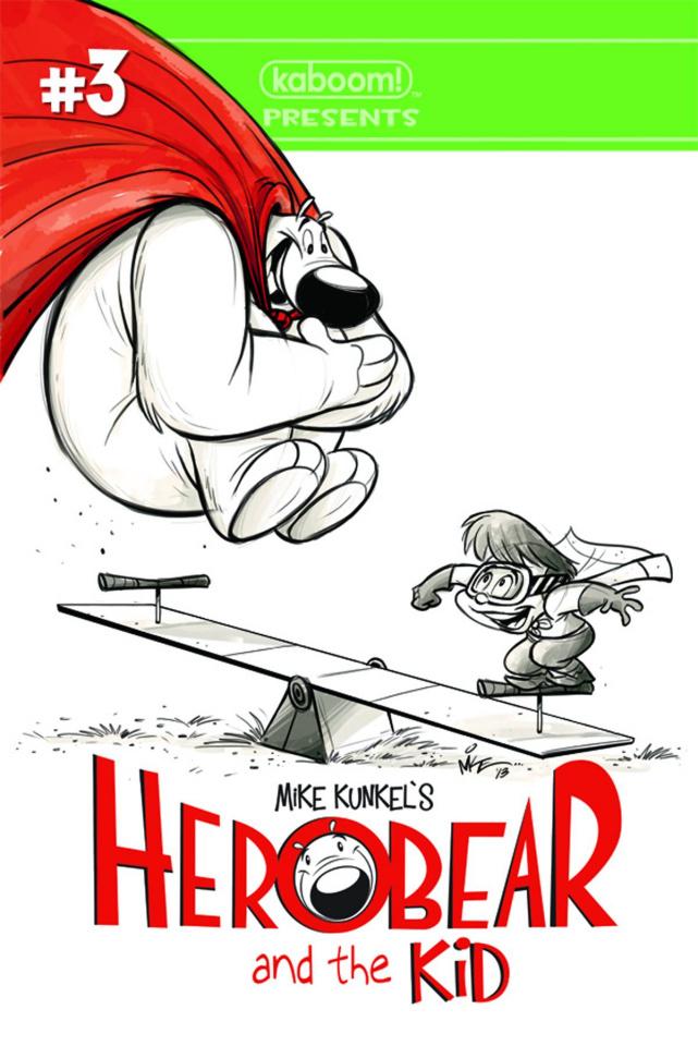 Herobear and The Kid: Inheritance #3