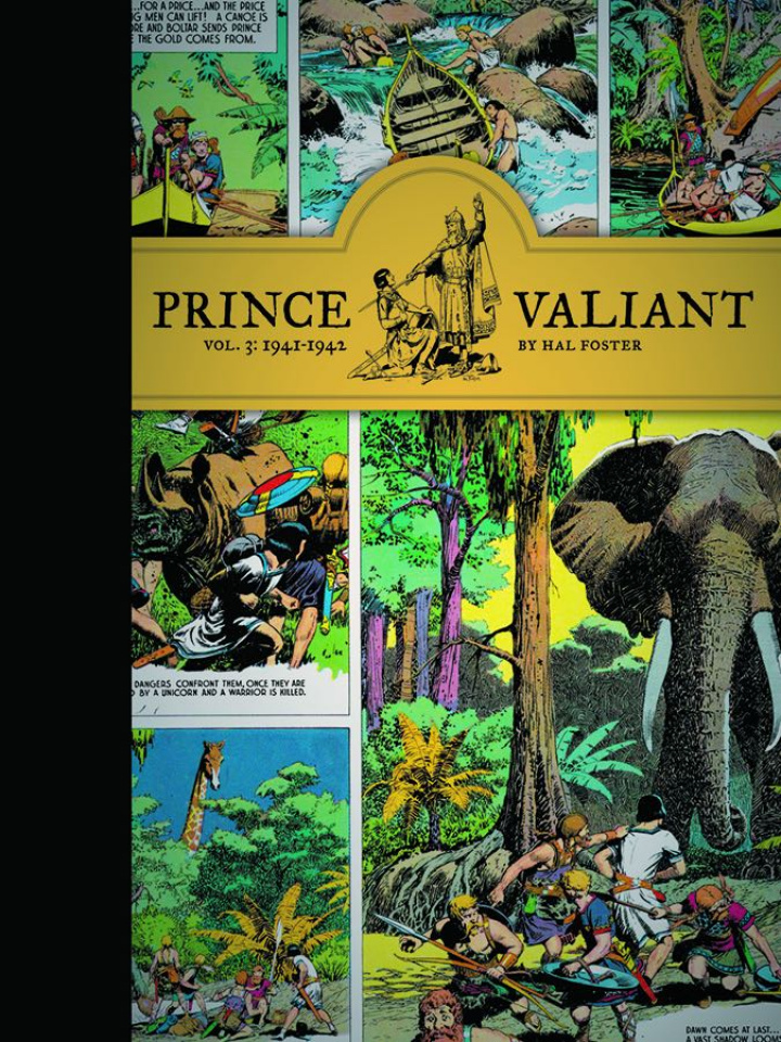 Prince Valiant Vol. 3: 1941-1942