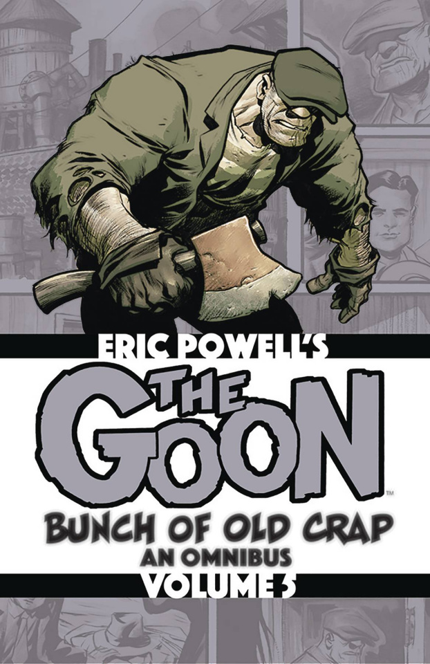 The Goon: Bunch of Old Crap Vol. 5