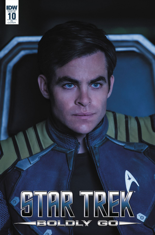 Star Trek: Boldly Go #10 (10 Copy Cover)